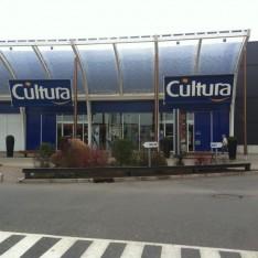 Cultura Carré Senart - Façade Magasin