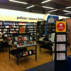 Cultura carr senart les magasins for Le bureau carre senart