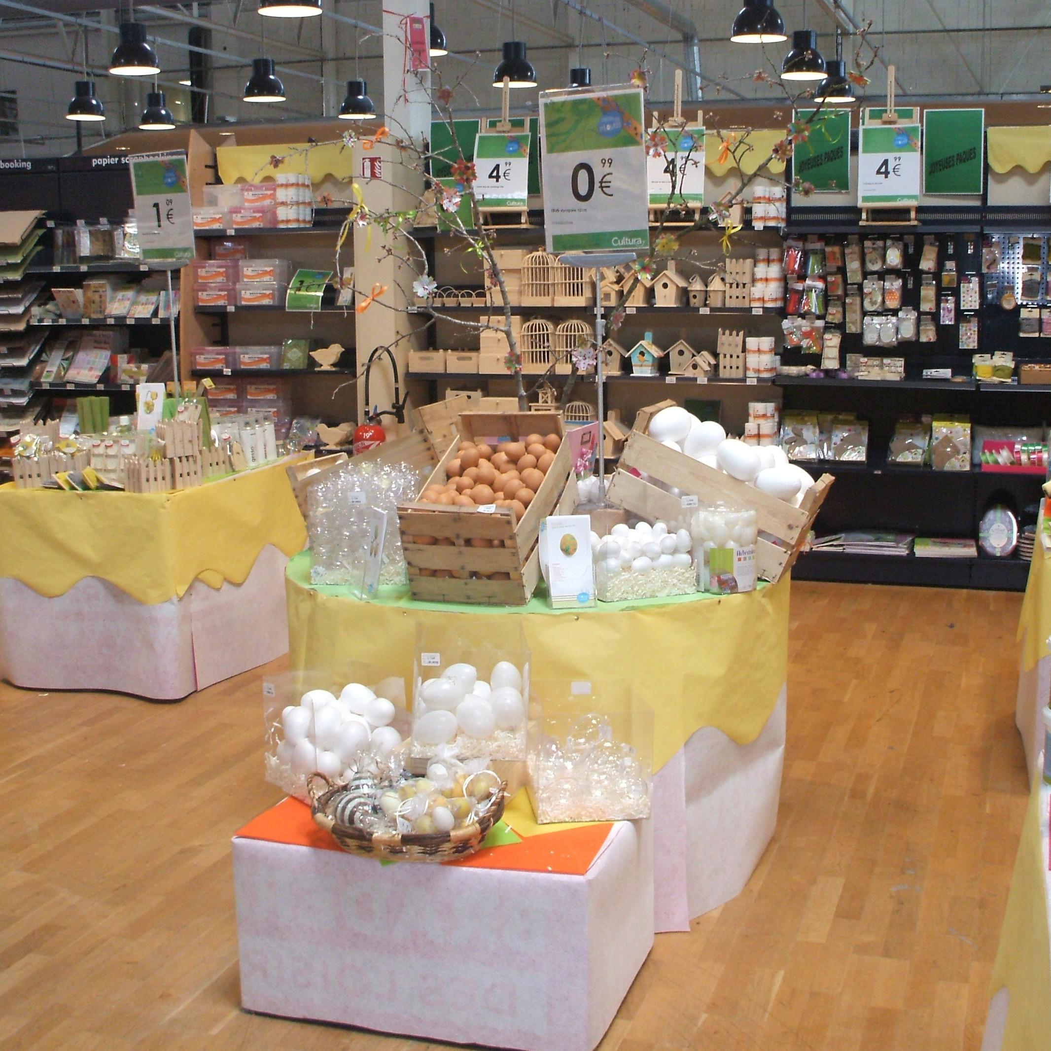 Cultura mandelieu les magasins for Plattard carrelage bourg en bresse
