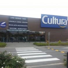 Cultura Villeneuve D'Ascq - Façade Magasin