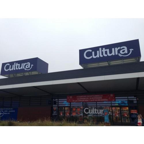 Cultura Ville La Grand Les Magasins