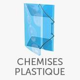 chemises plastique