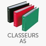 classeur a5