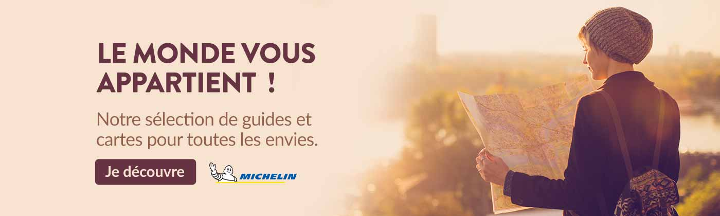 Michelin guides et cartes