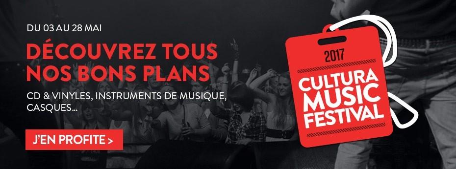 Cultura Music Festival - Planning des événements