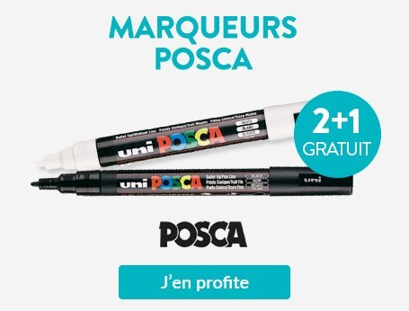 Marqueurs Posca