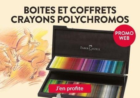 Boite et coffres Polychromos