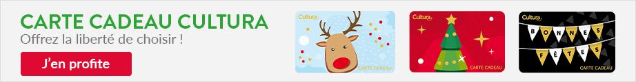 Cartes cadeaux Cultura
