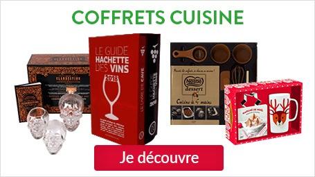 Coffrets cuisine