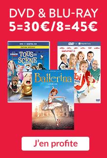 Offre DVD & Blu-Ray