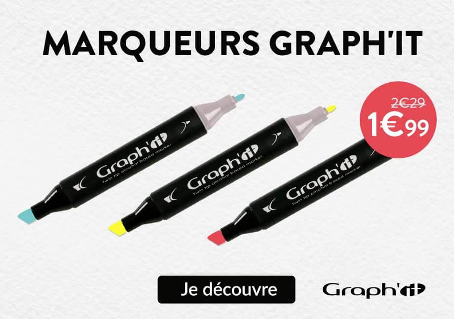 Marqueurs Graph'it