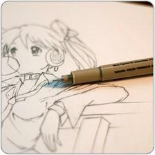 Crayons BD