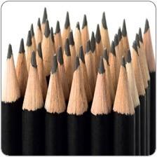 Crayons de fusain