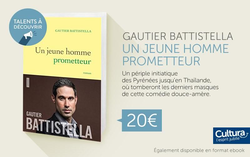 Un jeune homme prometteur de Gautier Battistella