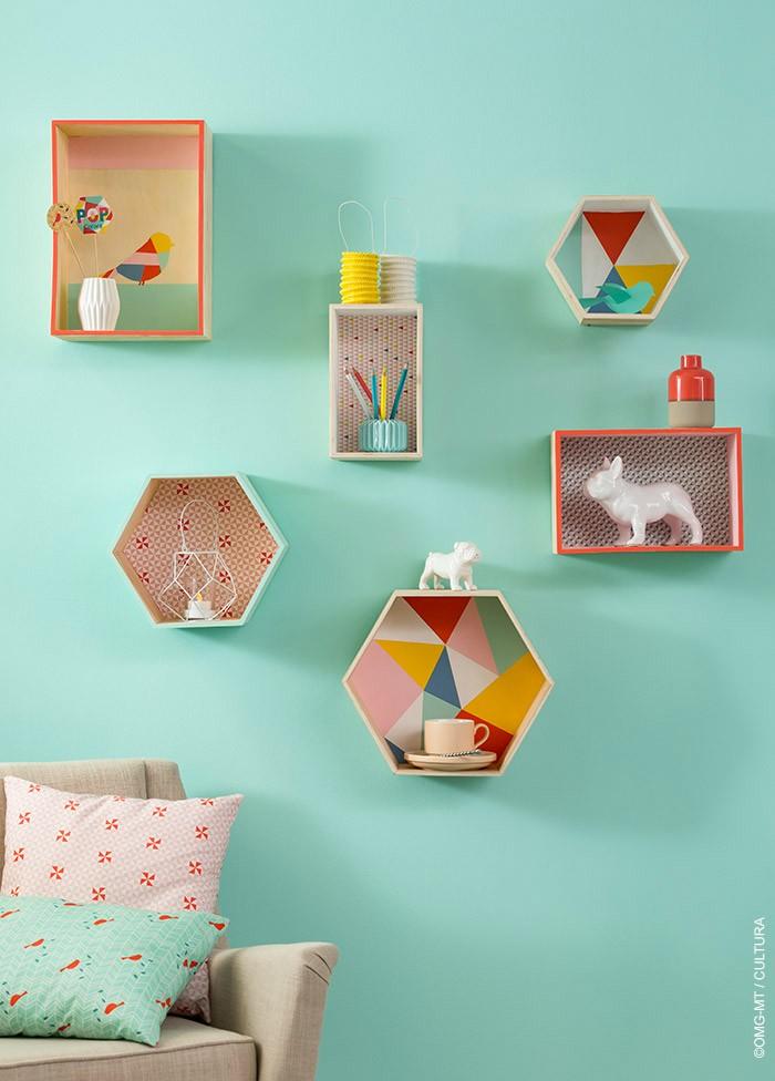 Pastel pop etagères graphiques loisirs créatifs pastel pop cultura