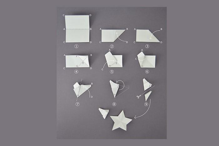 Couronne De No L En Origami Loisirs Cr Atifs Pas Pas Cr Atifs Cultura