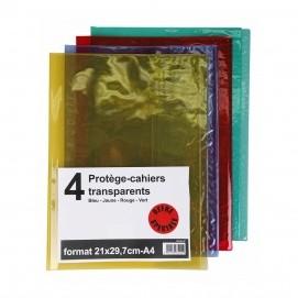 Protège-cahiers A4