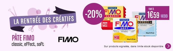 promo fimo classic soft effect -20%