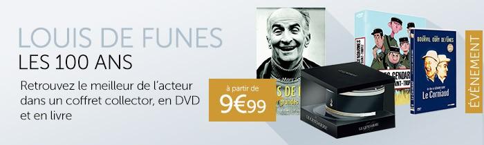 Louis de Funes 100 ans