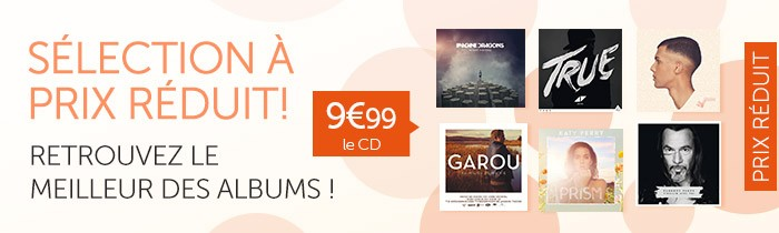 CD à 9.99€