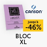 Jusqu'à - 46% sur les blocs XL