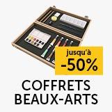 Coffrets beaux-arts jusqu'à - 50%