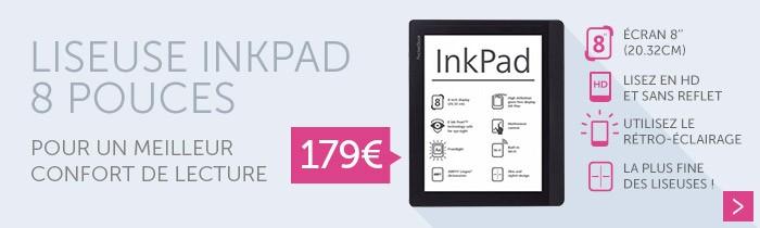 Liseuse Ebooks InkPad