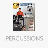partitions de percussions