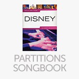 partitions et songbooks