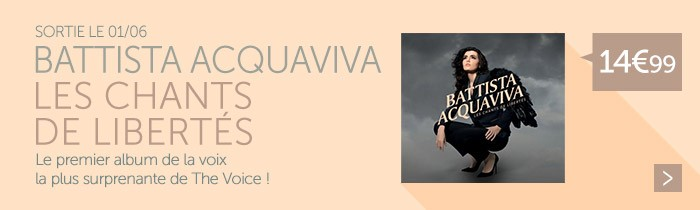Battista Acquaviva - The Voice