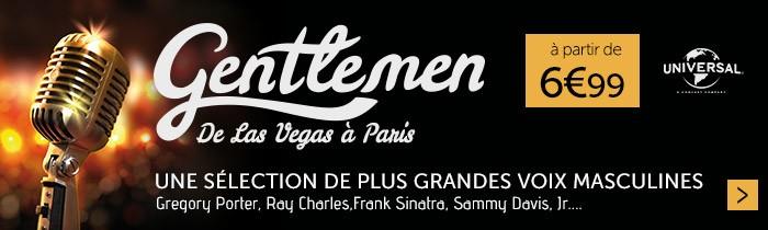 Sélection Gentlemen 6.99€