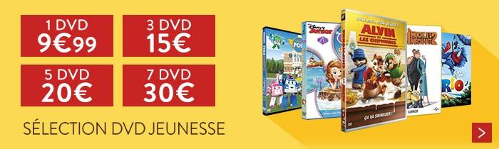 7 DVD = 30€