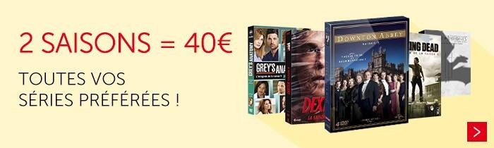 2 saisons = 40€