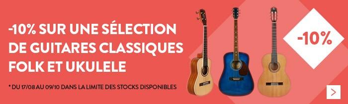 Promo guitares