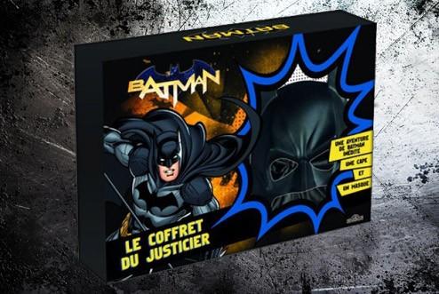 Batman - Le Coffret du Justicier
