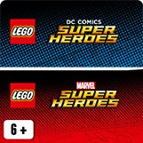 Super Héros - DC - Marvel