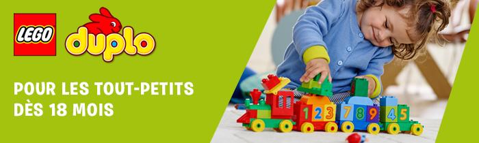Lego Duplo - Pour les tout petits, dès 18 mois