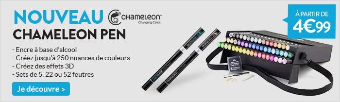 Marqueurs Chameleon