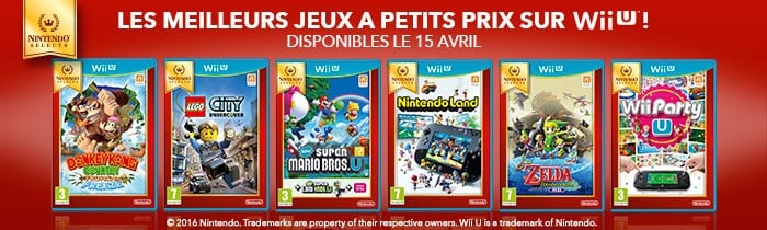 jeux video et consoles univers wii u