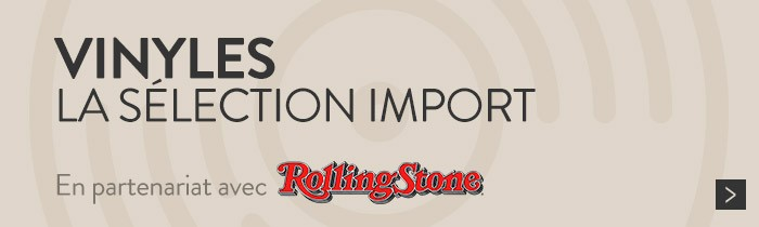 Sélection Import