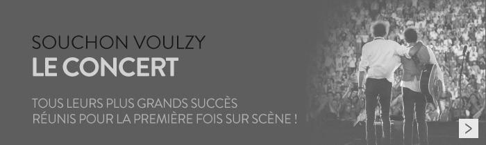Souchon Voulzy - le live