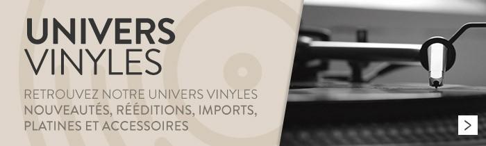 Univers vinyles