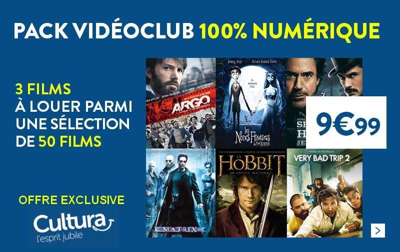 Pack 100% VIDEO CLUB