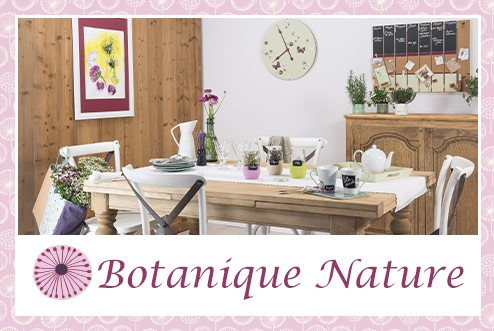 Collection Botanique Nature