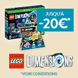 Promotion Lego Dimensions