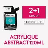 2 tubes acrylique abstract sennelier 120ml achetés, le 3ème offert