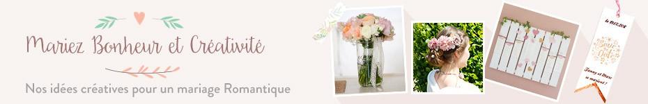 mariage, romantique