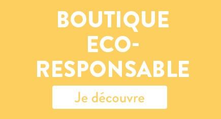 Boutique eco-responsable