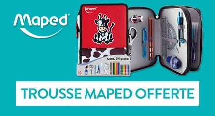 Trousse Maped offerte