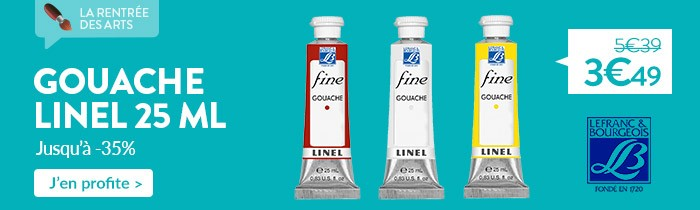 Gouache linel 25ml